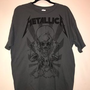 Other - Metallica t shirt